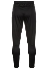 adidas Performance - REGISTA 18 - Tracksuit bottoms - black / white