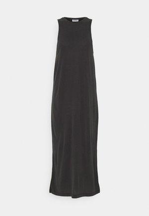 NMDENNA CALF DRESS - Jurk - black
