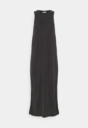 NMDENNA CALF DRESS - Day dress - black