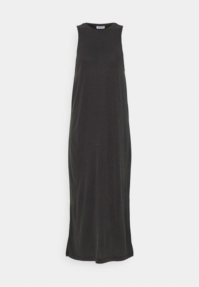 NMDENNA CALF DRESS - Vestido informal - black