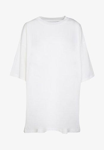 BLISS  - Print T-shirt - white