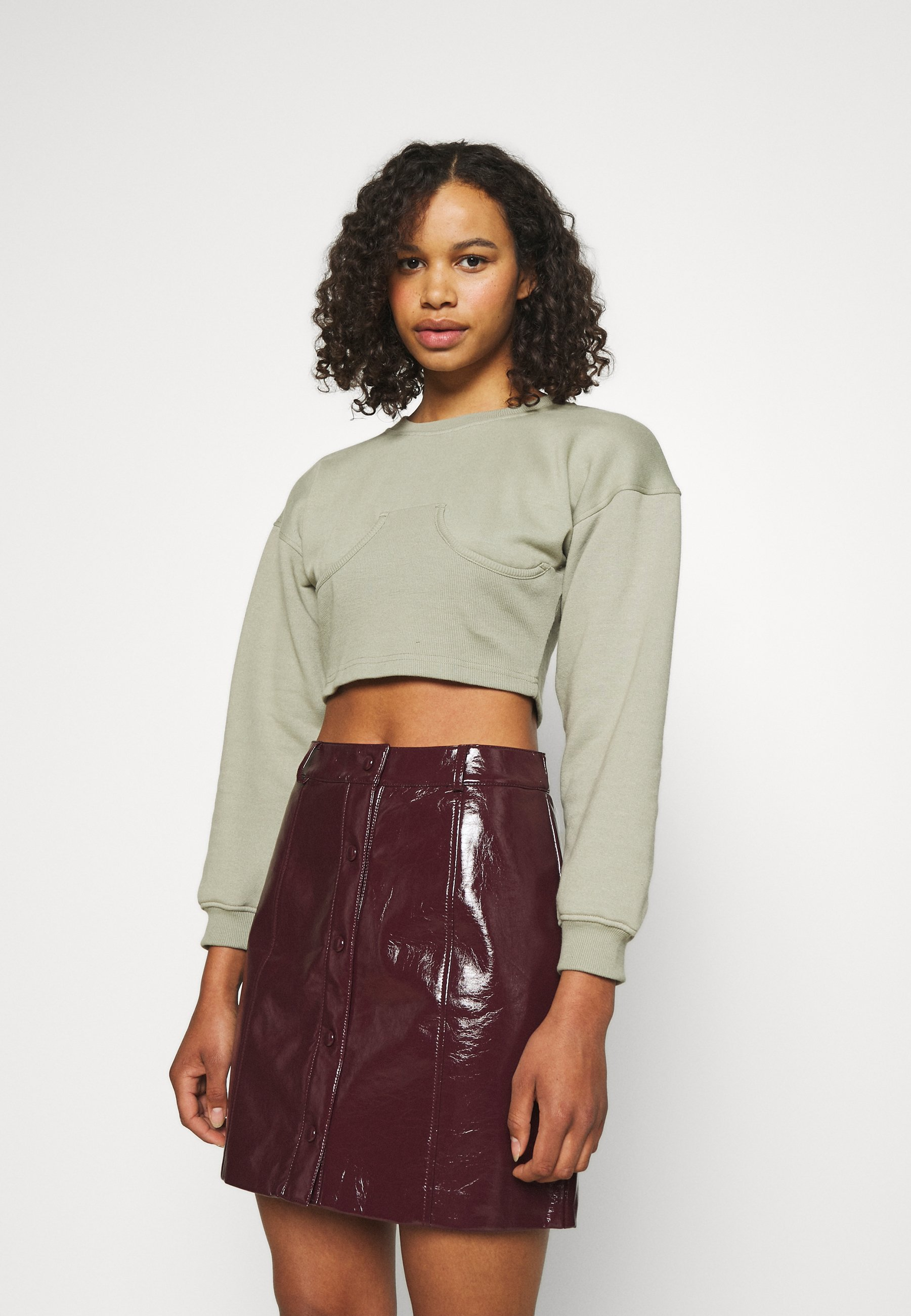 Femme CORSET - Sweatshirt
