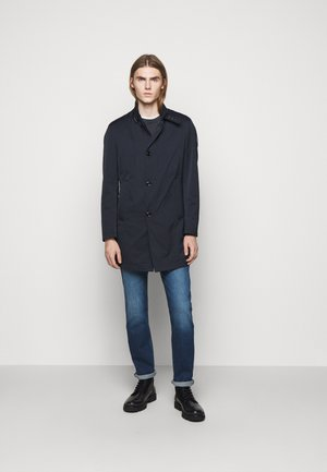 FELINOS  - Trenchcoat - dark blue