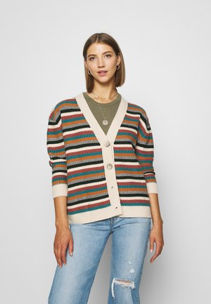 LADIES CARDIGAN - Kardigan - multicolour