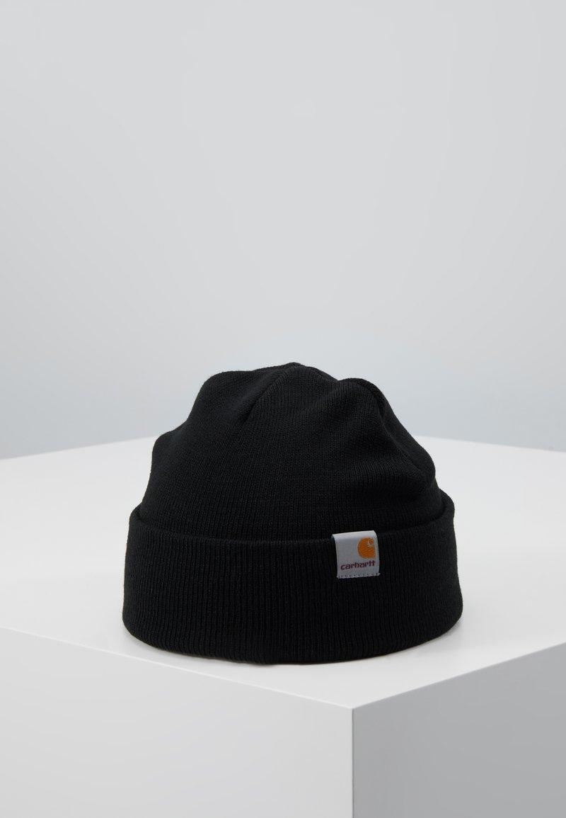 Carhartt WIP - STRATUS HAT LOW - Gorro - black