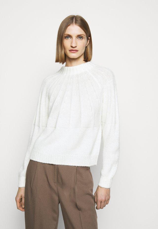 DARSENA - Stickad tröja - ivory