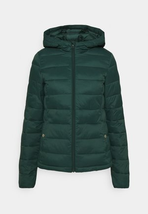 ONLSANDIE HOOD JACKET - Light jacket - ponderosa pine