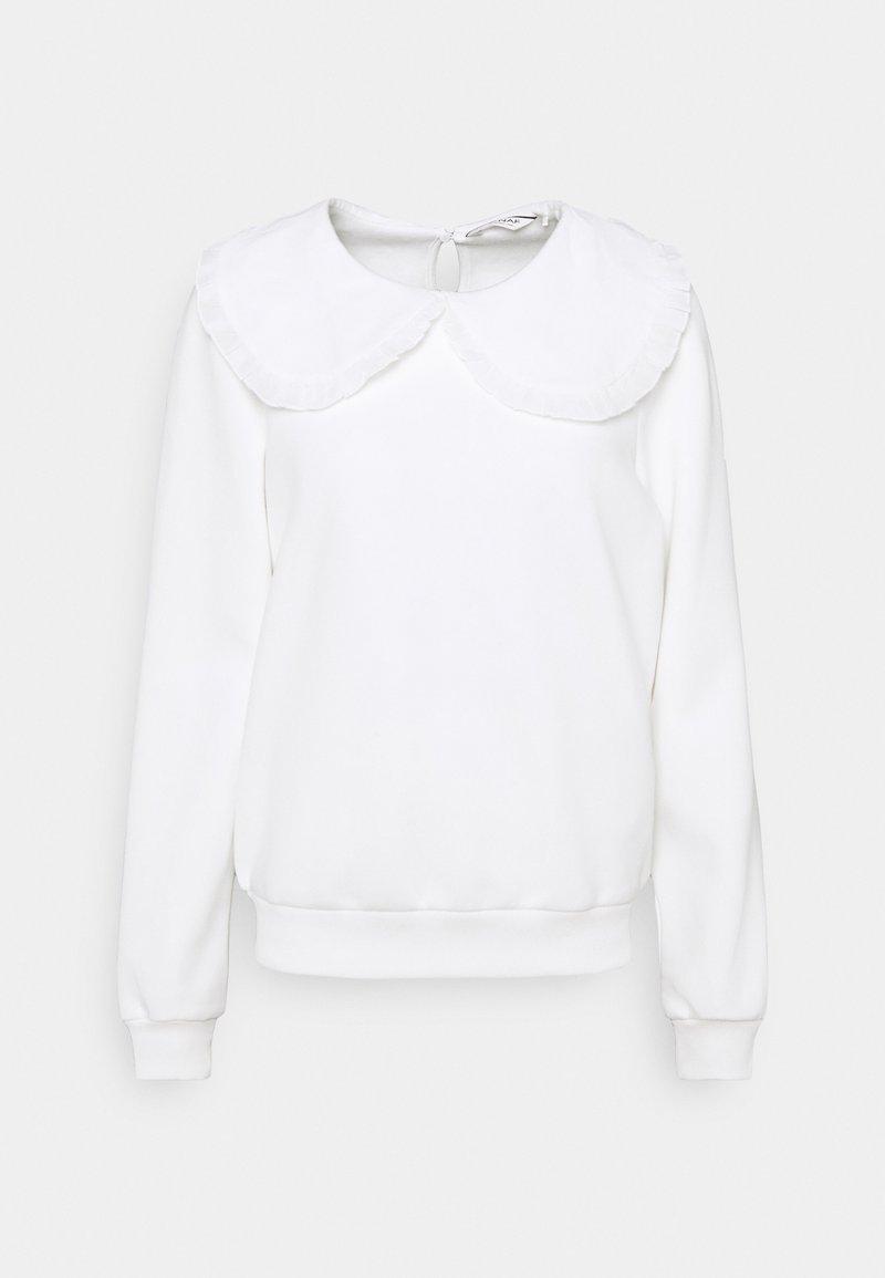 NAF NAF - VIVI - Sweatshirt - milk