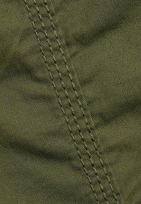Esprit - PLAY - Trousers - khaki green - 7