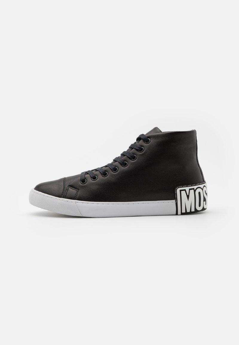 MOSCHINO - Zapatillas altas - nero