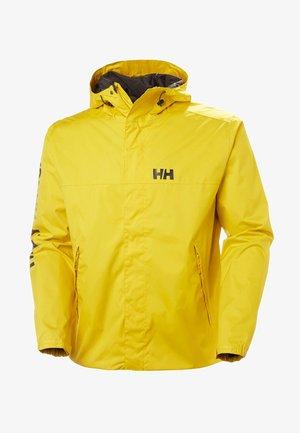 ERVIK  - Waterproof jacket - yellow