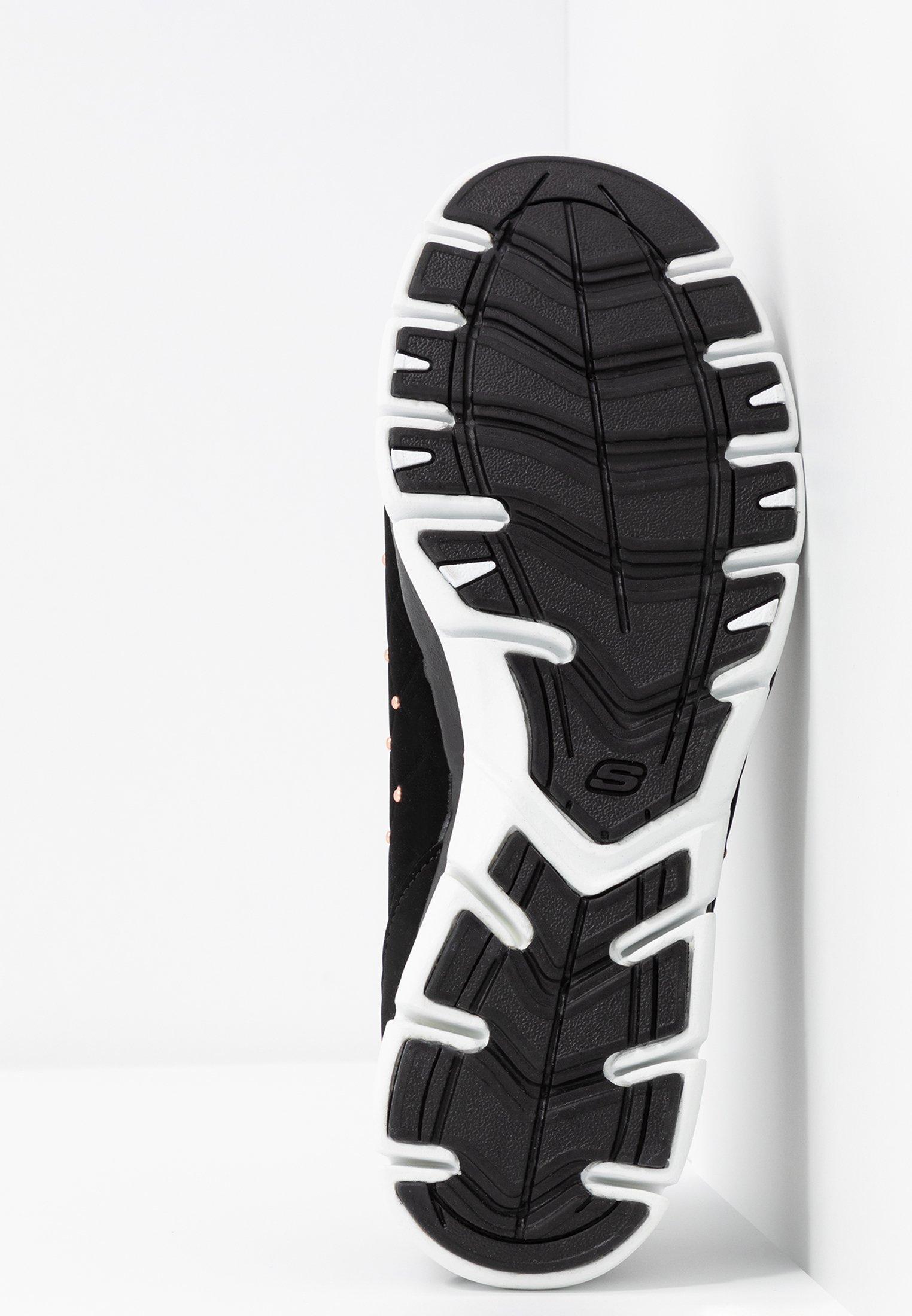 Skechers Gratis - Slippers Black/svart