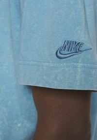 Nike Sportswear - Print T-shirt - light blue - 3