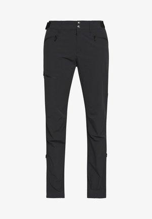 FALKETIND FLEX PANTS - Outdoor trousers - caviar