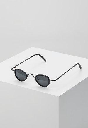 Sunglasses - matt black /smoke