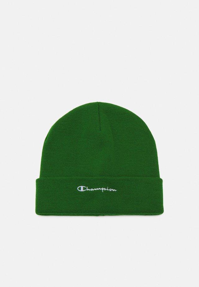 LEGACY BEANIE UNISEX - Gorro - dark green