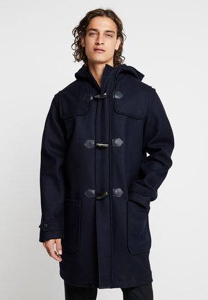 DUFFLE COAT QUIMPER HOMME - Classic coat - navire