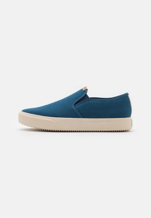 PORTER - Slip-ons - ensign blue