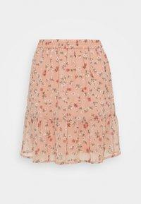 VMYARA SHORT SKIRT  - Mini skirt - misty rose