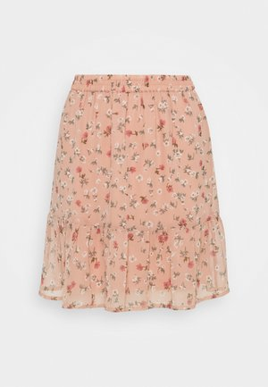 VMYARA SHORT SKIRT  - Mini skirt - misty rose