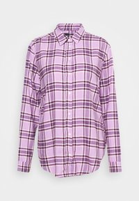 Gap Tall - EVERYDAY  - Button-down blouse - purple - 4