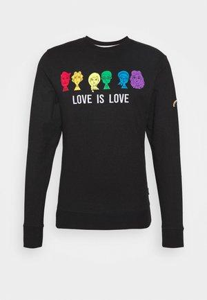 UNISEX PRIDE JARVIS - Sweatshirt - black