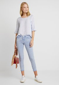 Opus - ELMA FRESH - Jeans Skinny Fit - dream blue - 1