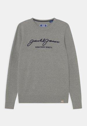 JORDAMIAN CREW NECK JR - Pullover - light grey melange