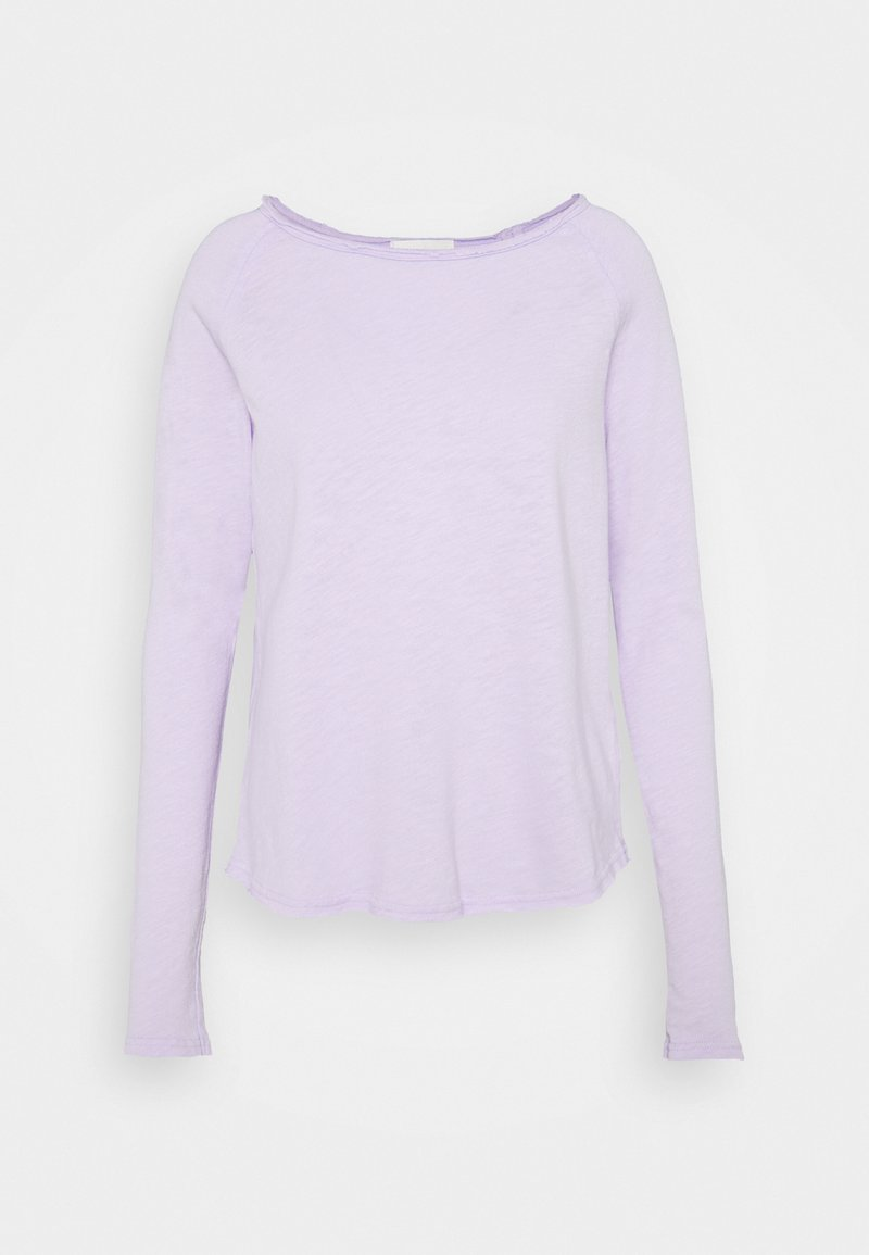 American Vintage - SONOMA - Long sleeved top - lilac