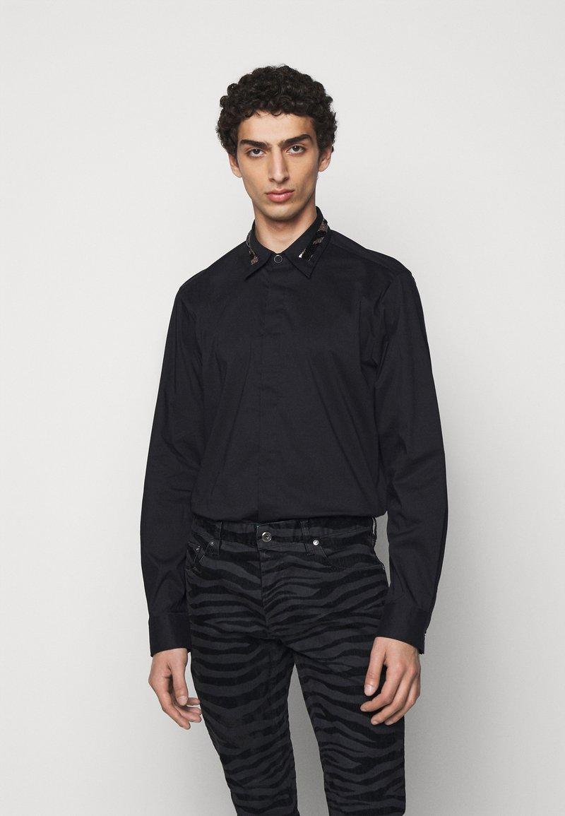 Just Cavalli - CAMICIA - Shirt - black