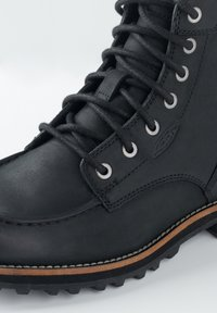 Keen - THE 59 MOC BOOT - WALKING BOOTS - Lace-up boots - black - 5
