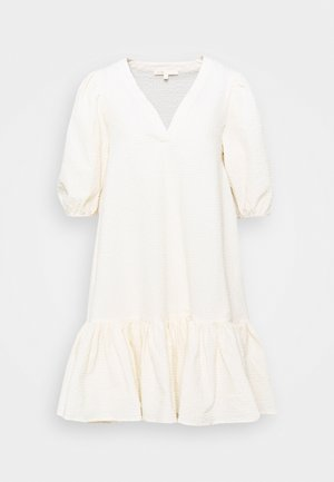 ROLITA - Korte jurk - ecru