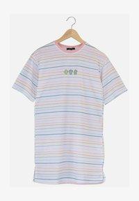 Trendyol - Print T-shirt - yellow - 0