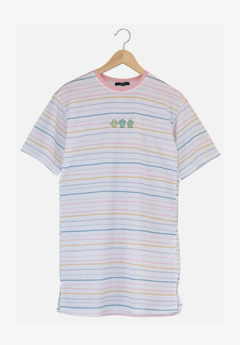 Trendyol - Print T-shirt - yellow