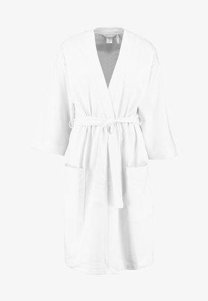 COSY SHOWER - Albornoz - leisure white