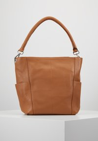 FREDsBRUDER - NEW TRUE - Handbag - dark camel - 2