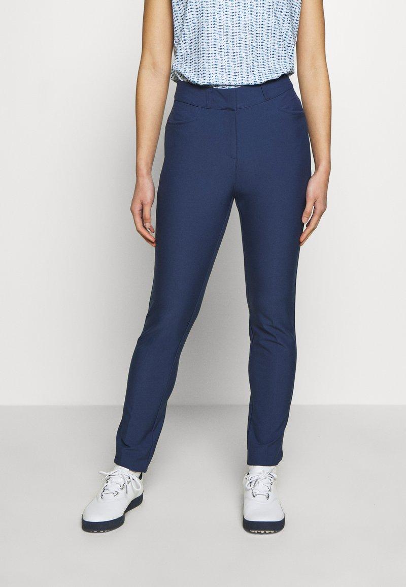 adidas Golf - PANT - Trousers - tech indigo