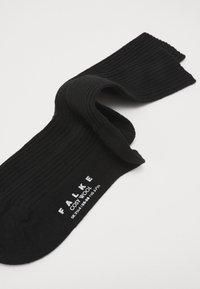 FALKE - COSY BOOT - Sokker - black - 1
