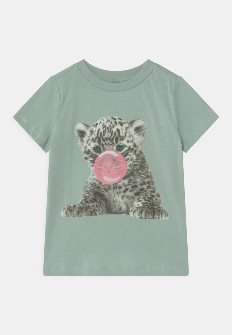 The New - TIGER - Print T-shirt - jadette