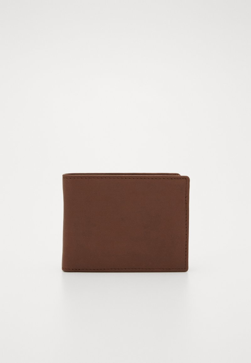 Pier One - LEATHER - Wallet - brown
