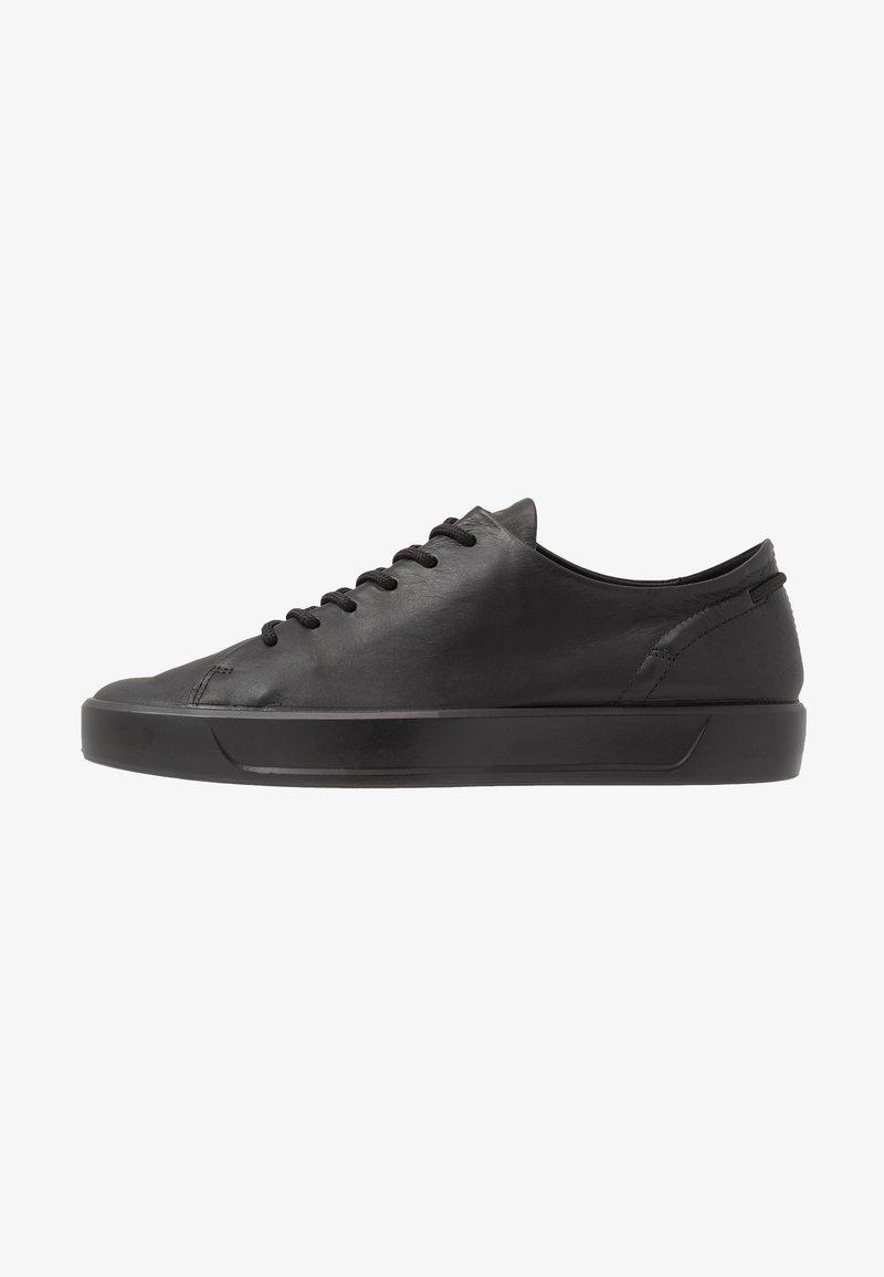 ECCO - SOFT 8 - Sneakersy niskie - black