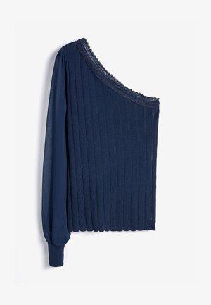 REGULAR FIT - Jumper - dark blue