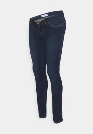 ISLA - Skinny džíny - indigo