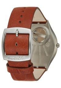 Swatch - SKIN SUIT BLACK - Montre - brown - 1