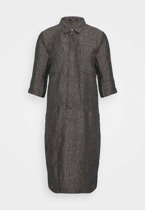 WILLMAR - Shirt dress - oliv tree