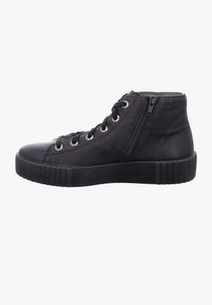 MONTREAL - Lace-up ankle boots - schwarz