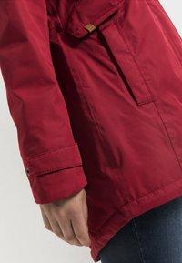 camel active - Winter coat - red - 4