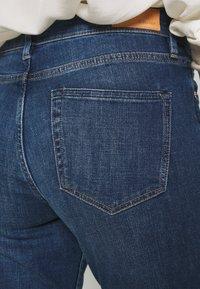 s.Oliver - LANG - Slim fit jeans - blue denim - 3