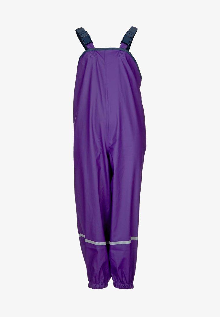 Playshoes - Rain trousers - lila