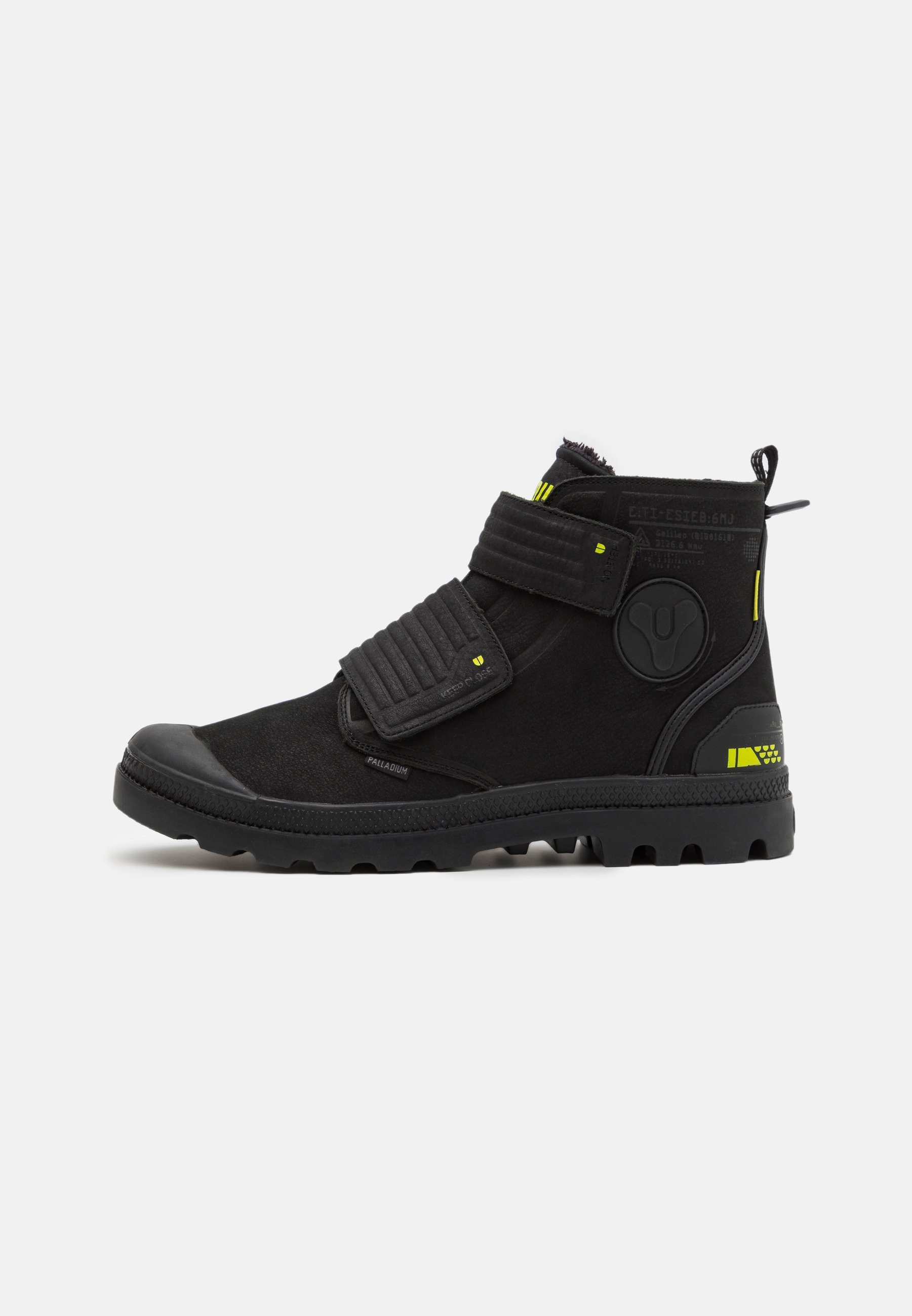 Men DESTINY BOOT MID UNISEX - Lace-up ankle boots
